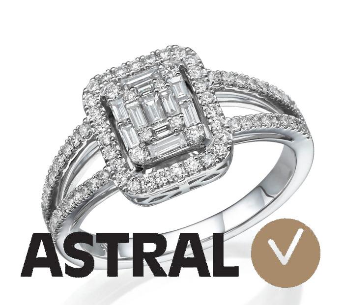 Bague diamants Netanya